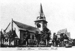 Alte Kirche, Dionysiuskirche
